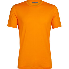 Icebreaker Tech Lite Crew Top T-shirt Heren, sun